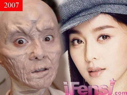 Năm 2007, Phạm Băng Băng thắng giải Nữ diễn phụ xuất sắc nhất ở Kim Mã cho vai diễn trong phim Trong lòng có quỷ.