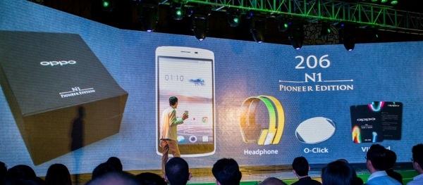 OPPO chính thức giới thiệu N1 tại Việt Nam