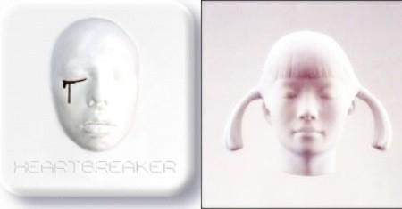 """Và bìa album Hearbreaker của G-Dragon (trái) cũng dính nghi án """"copy"""" bìa đĩa Let It Come Down (phải) của Spiritualized."""