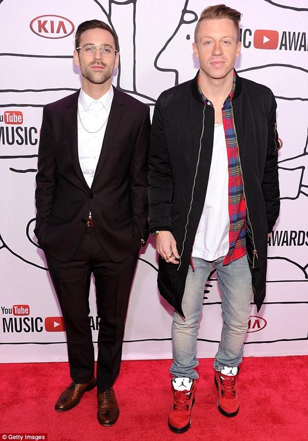 Ryan Lewis và Macklemore