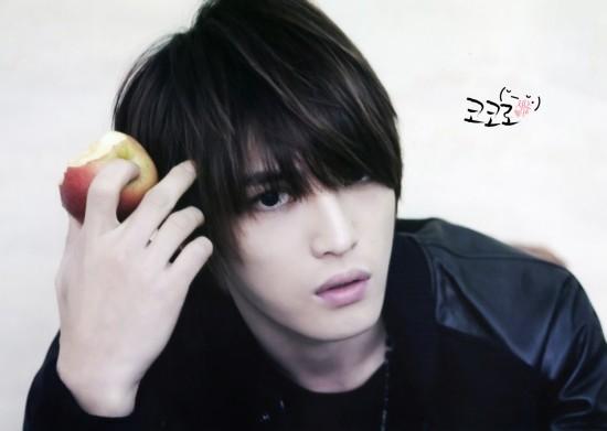 4. JAEJOONG: L (Death Note)