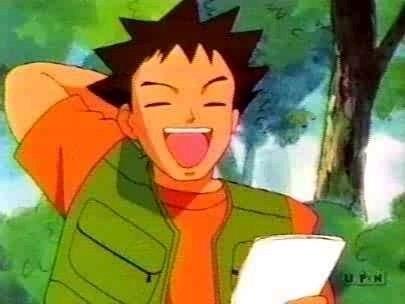 DAESUNG: Brock (Pokemon)