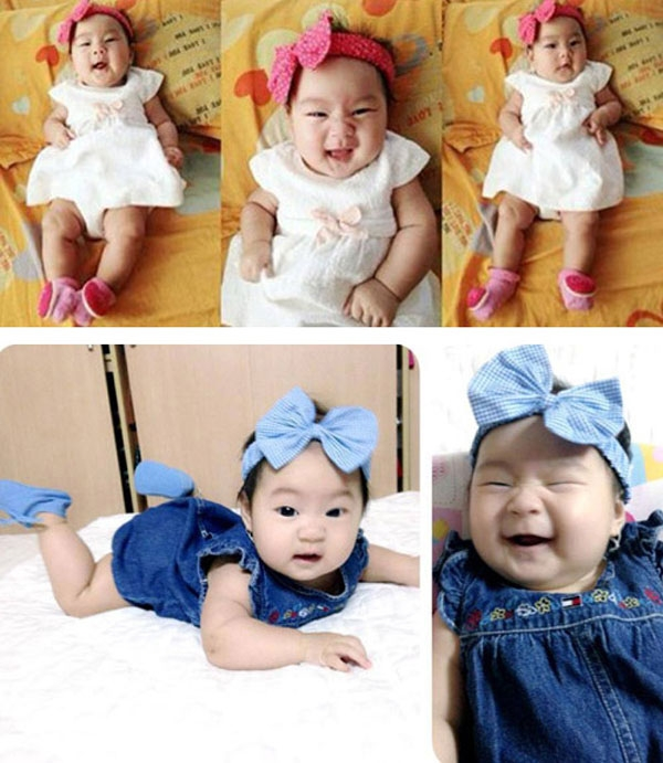 Cherry - con gái Lý Hải