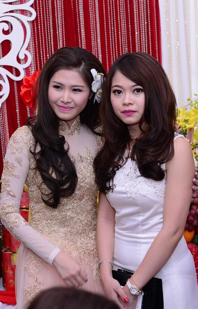 Thủy Anh và vợ của Đăng Nguyên - em trai Đăng Khôi - Tin sao Viet - Tin tuc sao Viet - Scandal sao Viet - Tin tuc cua Sao - Tin cua Sao