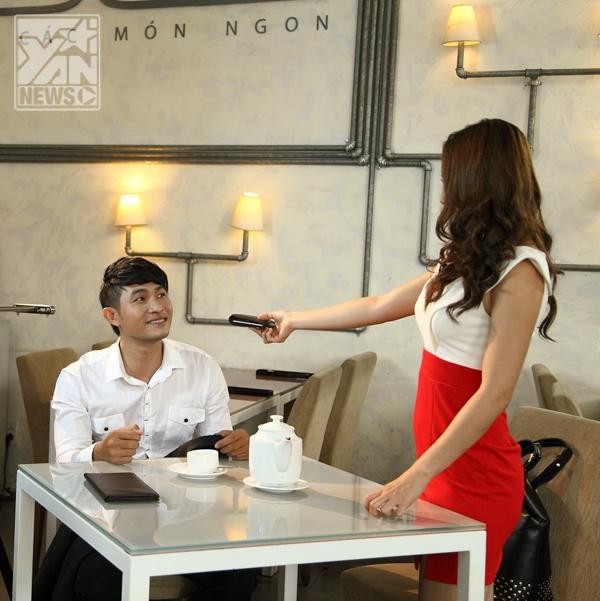 """Mới đây, Nguyễn Hồng Ân vừa kết thúc chặng đua cuối cùng của cuộc phiêu lưu mang tên """"Bạn đường hợp ý"""" trên kênh HTV7"""