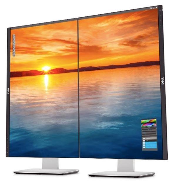 Dell giới thiệu màn hình UltraSharp 24 inch viền mỏng nhất thế giới