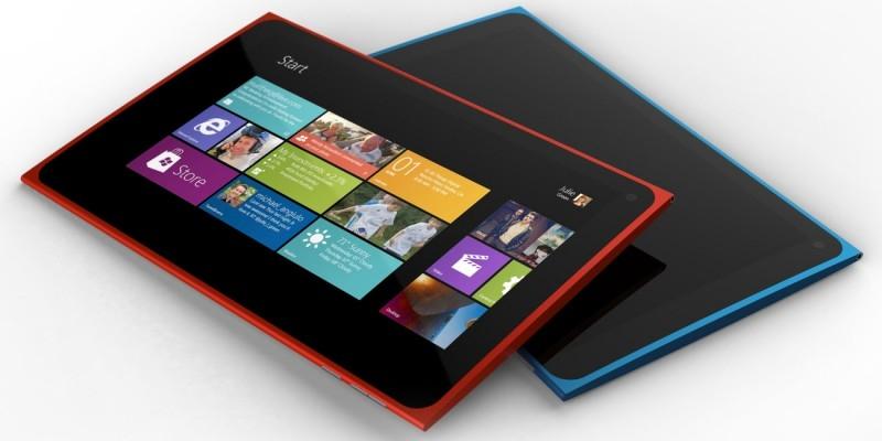 [Tin đồn] Nokia đang làm việc với một mẫu tablet 8 inch chạy Windows RT