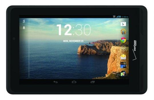 [BTCN] Verizon và Archos đồng loạt ra mắt tablet Android giá rẻ