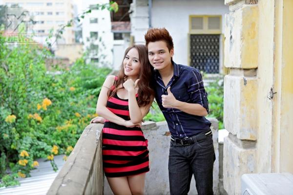 Lam Trang và Khắc Việt