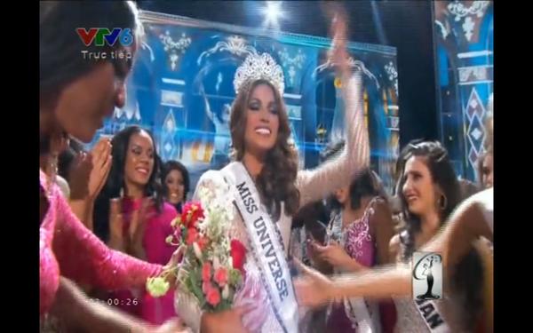 Dân mạng phẫn nộ với kết quả của Miss Universe 2013