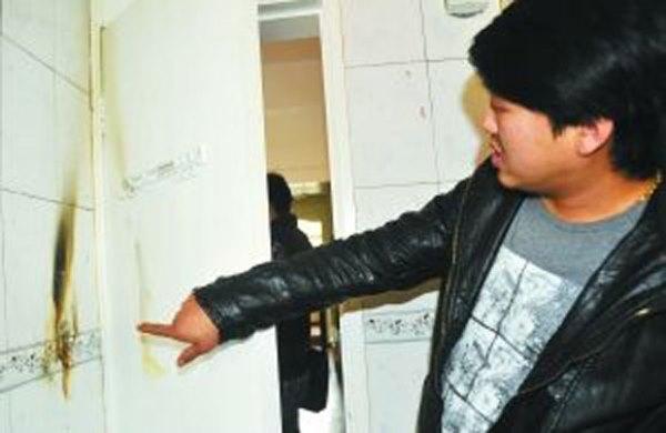 Kỳ lạ ngôi nhà tự bốc cháy 13 lần trong 18 ngày