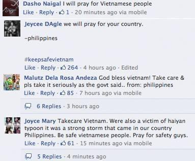 Cảm động Việt Nam - Philippines tương trợ lẫn nhau trong siêu bão