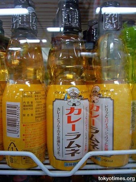 Những món ăn vặt kỳ lạ ở Nhật Bản