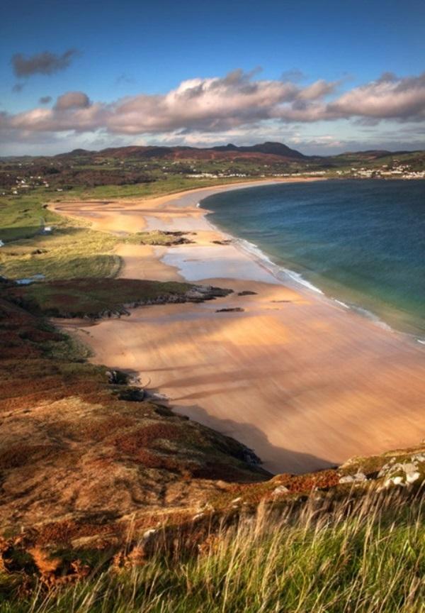 Bãi biển Donegal, Ireland