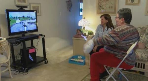 Xbox Kinect giúp bệnh nhân đột quỵ có thể tự do di chuyển