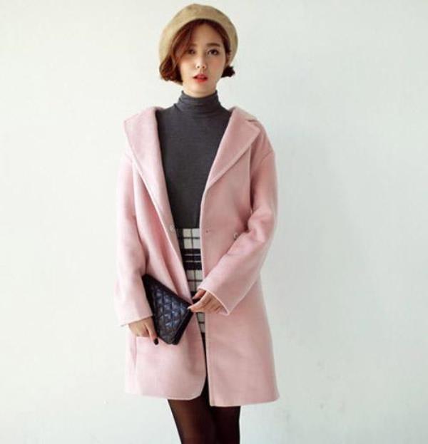 Bí quyết chọn áo khoác đẹp với từng dáng người