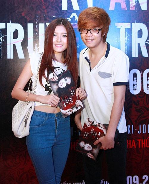 Bùi Anh Tuấn và Lilly Luta đang được xem là cặp đôi hot nhất nhì showbiz Việt - Tin sao Viet - Tin tuc sao Viet - Scandal sao Viet - Tin tuc cua Sao - Tin cua Sao