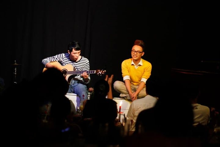Mini show lần này được coi là món quà Trúc Nhân gửi tặng khán giả trẻ trước khi chàng ca sĩ này có chuyến đi lưu diễn ở Nga cùng với HLV Thu Minh