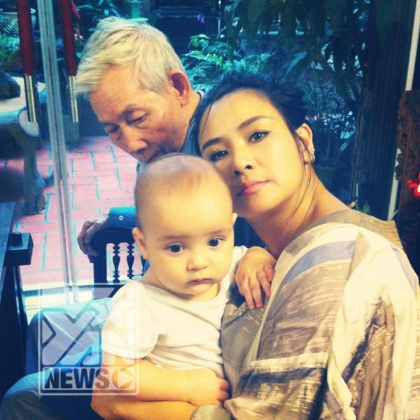cháu trai Thanh Lam