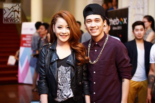 Chi Pu và Tronie (cựu thành viên nhóm 365) - Tin sao Viet - Tin tuc sao Viet - Scandal sao Viet - Tin tuc cua Sao - Tin cua Sao