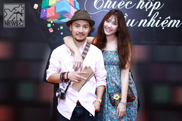 Tiến Đạt và bạn gái - Tin sao Viet - Tin tuc sao Viet - Scandal sao Viet - Tin tuc cua Sao - Tin cua Sao