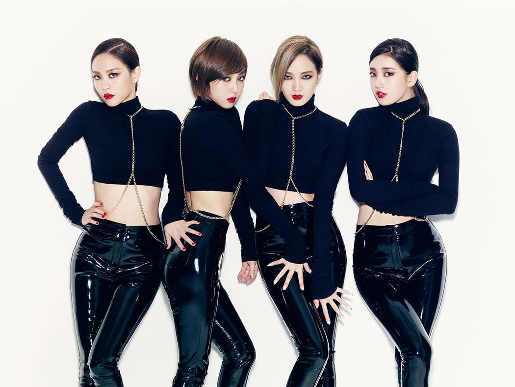 Hình ảnh trưởng thành của Miss A trong album mới.