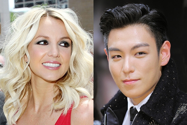 TOP và Britney Spears