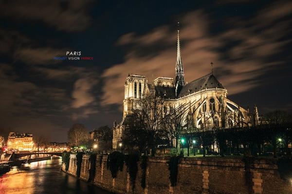 Ngắm khung cảnh lãng mạn Paris qua những bức ảnh đẹp
