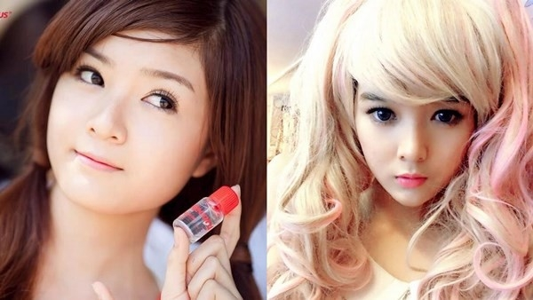 Bóc mẽ các chiêu photoshop để hot girl đẹp hoàn hảo