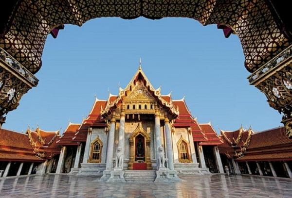 Những ngôi chùa nên ghé thăm ở Bangkok