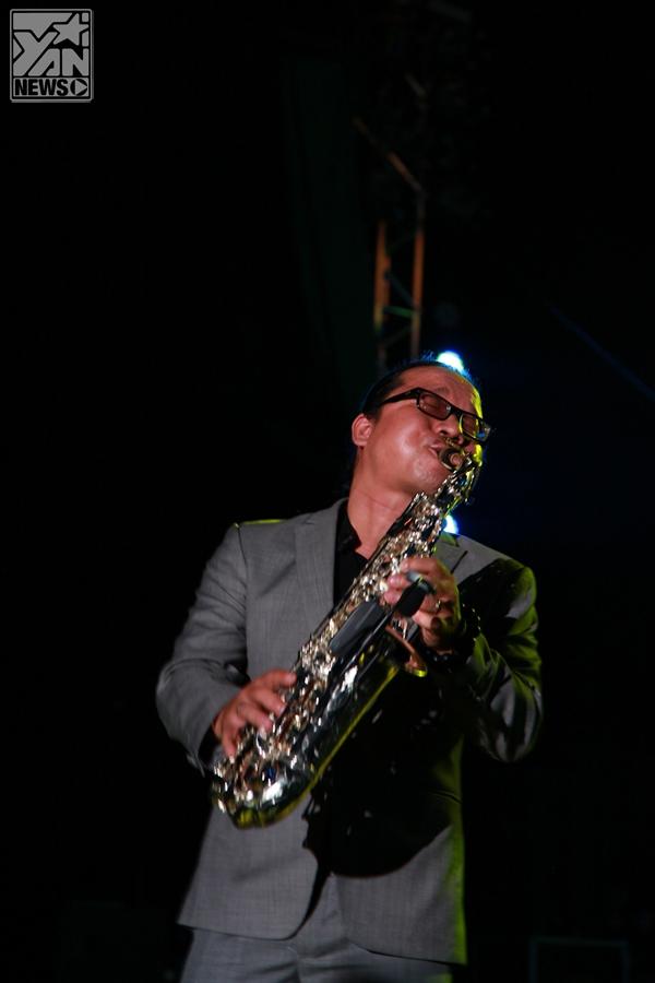 SaxophoneTrần Mạnh Tuấn - Tin sao Viet - Tin tuc sao Viet - Scandal sao Viet - Tin tuc cua Sao - Tin cua Sao
