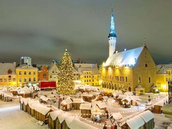 """Ấn tượng những địa điểm du lịch """"bui"""" mùa đông"""