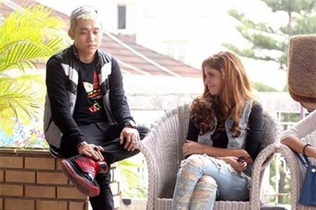 Thế nhưng kì lạ là dù thường xuyên xảy ra xô xát, Andrea và Yanbi vẫngặp gỡ đi chơi cùng nhau - Tin sao Viet - Tin tuc sao Viet - Scandal sao Viet - Tin tuc cua Sao - Tin cua Sao