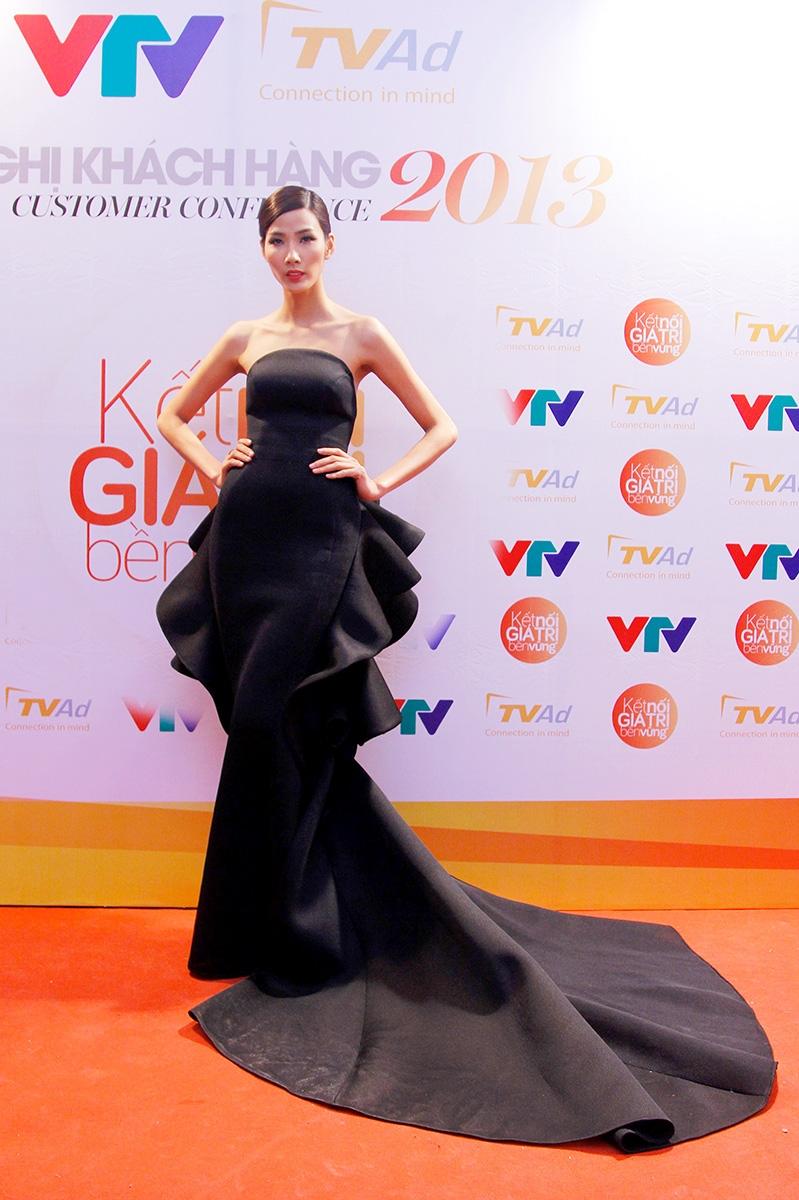 Quán quân Người mẫu Việt Nam 2011 Hoàng Thùy