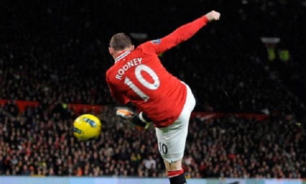 Tầm hoạt động rộng hạn chế cơ hội sút xa của Rooney