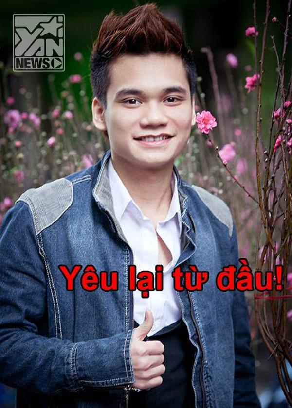 Chắc chắn Khắc Việt sẽ rất vui lòng hát tặng họ hit đình đám Yêu lại từ đầu của mình. - Tin sao Viet - Tin tuc sao Viet - Scandal sao Viet - Tin tuc cua Sao - Tin cua Sao