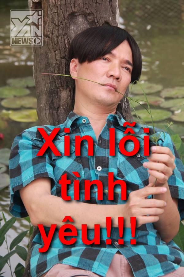 """Mr. Đàm""""thay mặt""""Yanbi lên tiếng Xin lỗi tình yêu - Tin sao Viet - Tin tuc sao Viet - Scandal sao Viet - Tin tuc cua Sao - Tin cua Sao"""