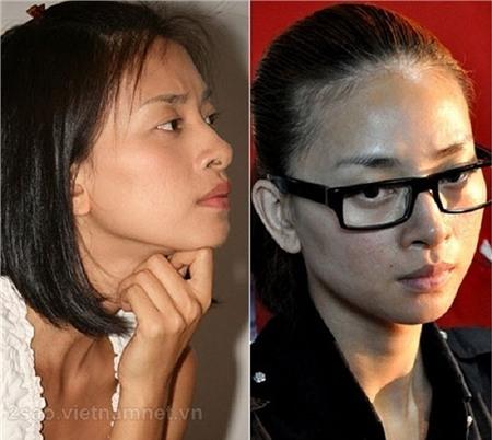 Nữ diễn viên Ngô Thanh Vân không còn nét đẹp của một đả nữ khi lộ mặt mộc. - Tin sao Viet - Tin tuc sao Viet - Scandal sao Viet - Tin tuc cua Sao - Tin cua Sao