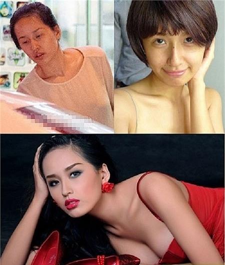 Mai Phương Thúy khiến nhiều người có chút thất vọng về nhan sắc thật của cô Hoa hậu Việt Nam. - Tin sao Viet - Tin tuc sao Viet - Scandal sao Viet - Tin tuc cua Sao - Tin cua Sao