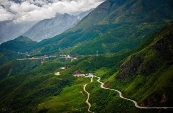 Hùng vĩ những con đèo của dân phượt Việt