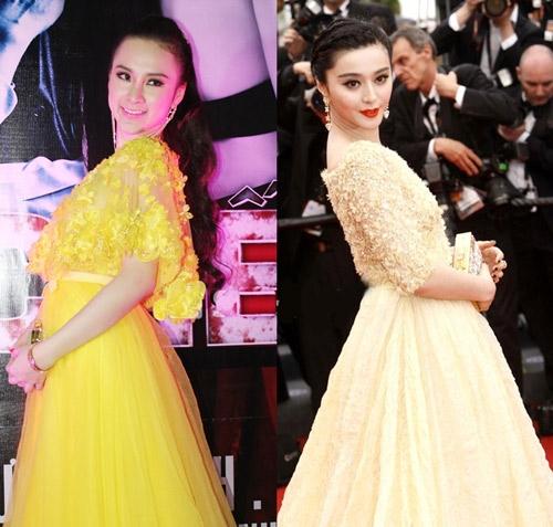Angela Phương Trinh và cách phục trang giống Phạm Băng Băng - Tin sao Viet - Tin tuc sao Viet - Scandal sao Viet - Tin tuc cua Sao - Tin cua Sao