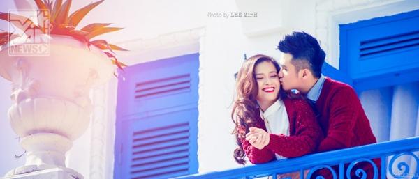 Dương Hoàng Yến và Hà Anh không ngại thể hiện những cảnh lãng mạn trong MV