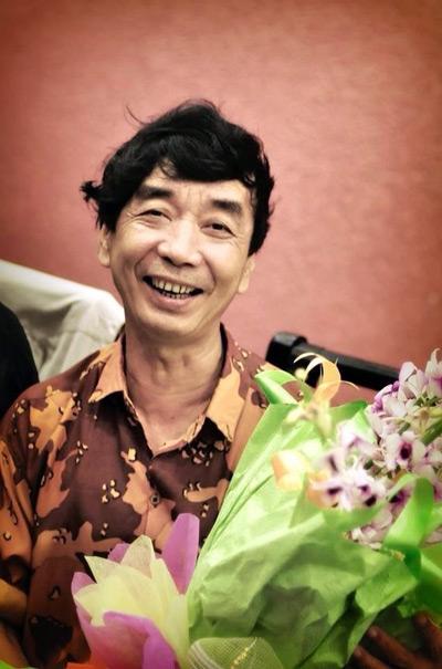 Diễn viên Tuấn Dương.