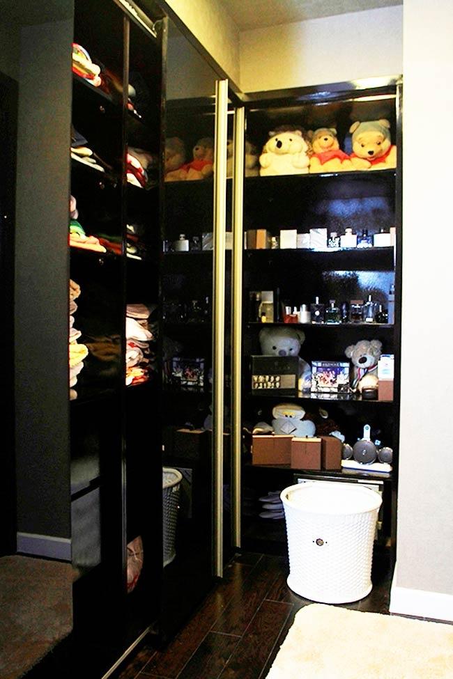 Một phần không gian để tủ đồ và những vật dụng cần thiết - Tin sao Viet - Tin tuc sao Viet - Scandal sao Viet - Tin tuc cua Sao - Tin cua Sao