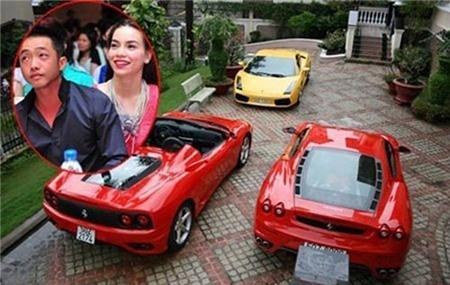 Nổi tiếng với bộ sưu tập siêu xe đình đám một thời và nhiều tài sản giá trị, vợ chồng Hồ Ngọc Hà còn sở hữu ngôi biệt thự triệu USD.