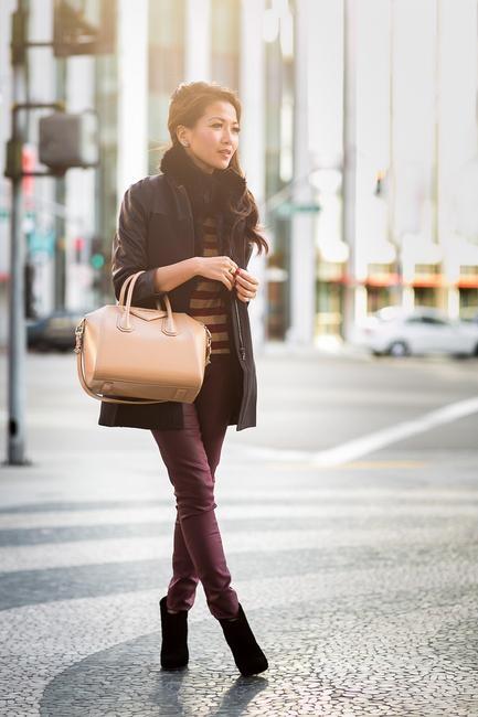 Street Style đẹp cho những ngày đông cuối năm