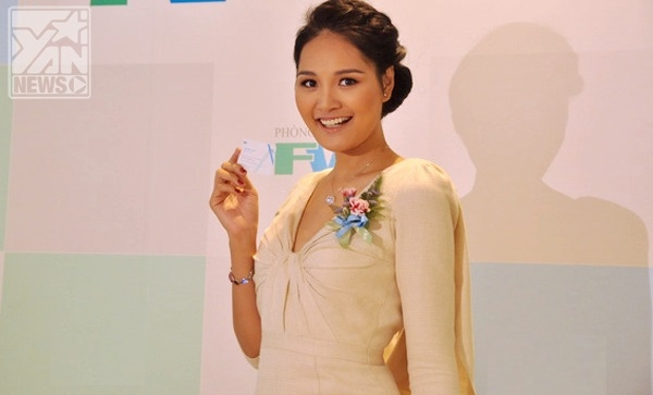 Hoa hậu Hương Giang - Tin sao Viet - Tin tuc sao Viet - Scandal sao Viet - Tin tuc cua Sao - Tin cua Sao