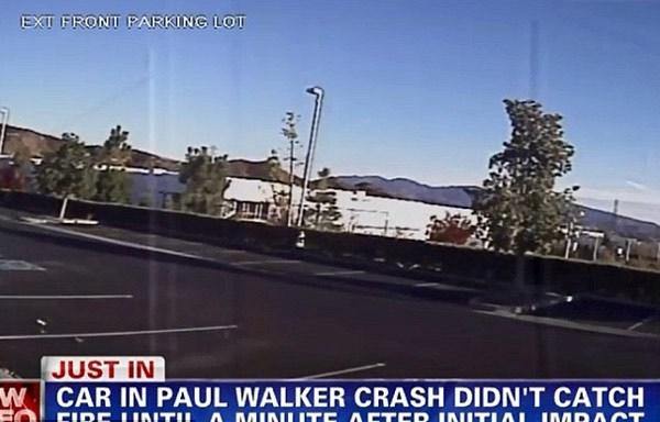 Camera quay lại hiện trường xảy ra tai nạn