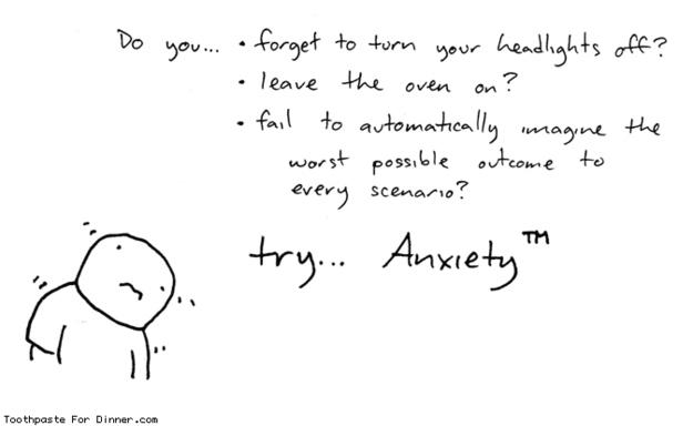 26 vấn đề chỉ những người hay lo lắng mới thấu hiểu