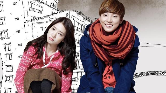 """Với màn ghép đôi đẹp như tranh vẽ, không ít khán giả đã thầm mong cặp đôi Park - Yoon """"phim giả tình thật"""" khi cả hai vẫn còn đang độc thân."""